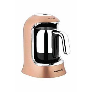 ماكينة تحضير القهوة التركية ,كوركماز, Rosagold/Chrome