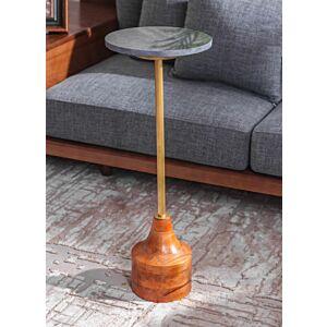 طاولة جانبية مارشال - لون أسود