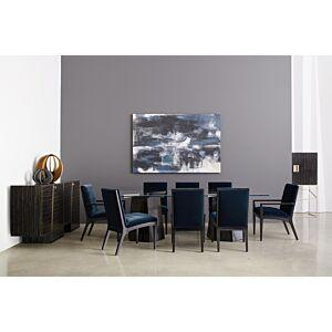 كرسي طاولة طعام Modern Edge - Edge Arm Chair