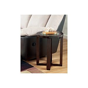 Marion Round End Table طاولة