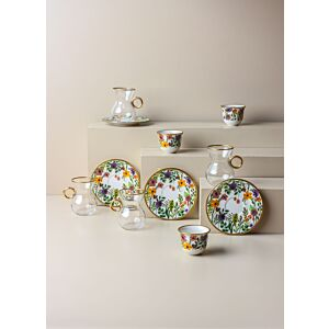 طقم شاي وقهوة سيبرينغ تايمز
