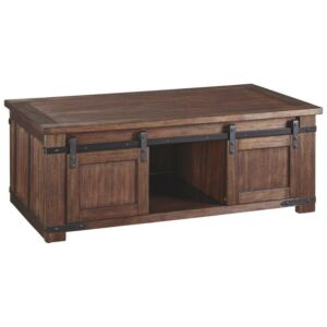 Budmore Rectangular Cocktail Table
