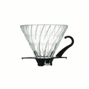 Hario Coffee Dripper, Glass, 2 Cups
