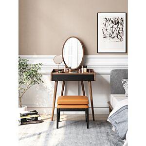 طاولة زينة مع مرآة ومقعد يور بيوتي