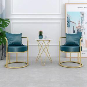 طقم كرسيين وطاولة كومفورت