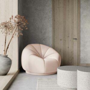 Marshmallow Peche Lounge Chair كرسي