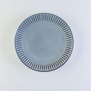 صحن عشاء غروفد غراي - 27.5 سم