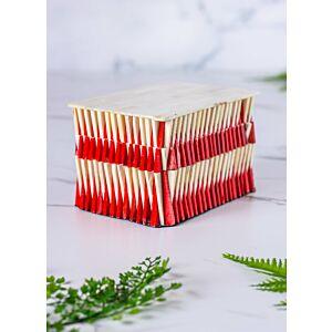 صندوق بخور شيلز - أحمر